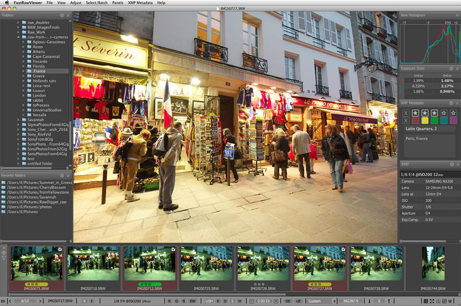 Raw Viewer for Samsung for Mac OS X and Windows ...