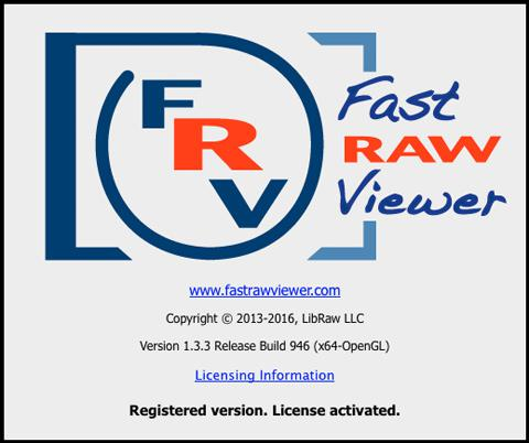 FastRawViewer 1.3.3